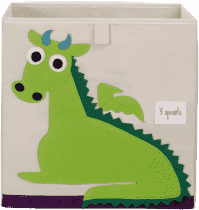 3 SPROUTS Pudełko do przechowywania Dragon