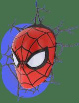 PHILIPS 3D světlo na zeď Spiderman