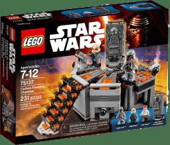LEGO® Star Wars TM Carbon-Freezing Chamber (Karbonová mraziace komora)