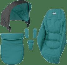 CHICCO Urban akcesoria do wózka 2014 emerald