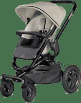 QUINNY Buzz Xtra 4 kolesový kočík - Reworked Grey