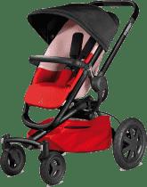 QUINNY Buzz Xtra 4 kolový Kočárek – Reworked Red