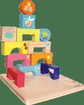 BOIKIDO dřevěné Puzzle 4 Roční období