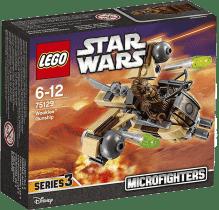 LEGO® Star Wars (tm) Okręt bojowy Wookiee™
