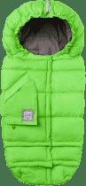 7 A.M. ENFANT Fusak do kočárku 3v1 Blanket 212 Evolution, Neon Green