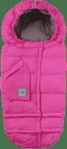 7 A.M. ENFANT Fusak do kočárku 3v1 Blanket 212 Evolution, Neon Pink