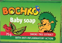 BOCHKO Dětské mýdlo 75 g