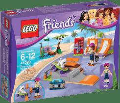 LEGO® Friends Skatepark v městečku Heartlake