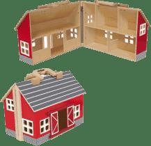 WOODY - Czerwona stodoła
