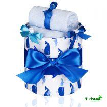 T-TOMI Plenkový dort, malá velryba