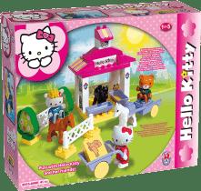 UNICO Hello Kitty Stavebnice – Jízdárna 41ks