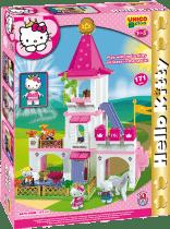 UNICO Hello Kitty Zestaw klocków – Wielki zamek 171 szt.