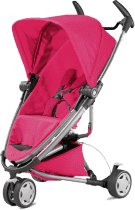 QUINNY Zapp Xtra 2.0 Kočárek – Pink Passion