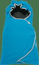 LODGER Zavinovačka Wrapper Motion Fleece - Ultramarine