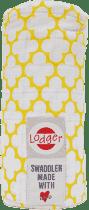 LODGER Multifunkční osuška Swaddler Cotton – Gold
