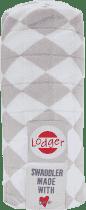 LODGER Multifunkční osuška Swaddler Cotton – Shell