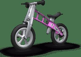 FIRST BIKE Rowerek / Jeździk Street Pink