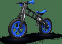 FIRST BIKE Rowerek / Jeździk Limited edition Blue