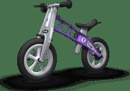 FIRST BIKE Rowerek / Jeździk Street Violet