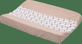 LODGER Potah Changer Cotton Quilt – Nude
