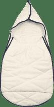 LODGER Fusak Mini-Bunker Fleece – Off-white