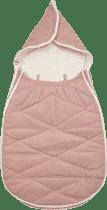 LODGER Fusak Mini-Bunker Fleece – Blush