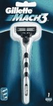 MACH3 maszynka do golenia + 1x wymienne ostrze (Premium klub)
