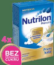 4x NUTRILON ProNutra ryžová (225g) - mliečna kaša