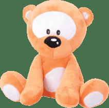MIKRO TRADING Medvedík oranžový v tme svieti