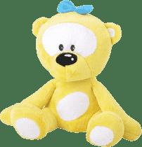 MIKRO TRADING Medvídek žlutý svítící