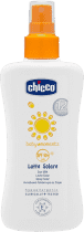 CHICCO Mleczko do opalania w sprayu, SPF 50, 150ml, 12 m+