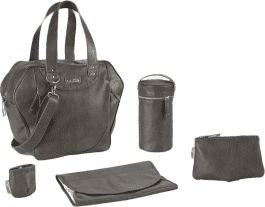 BABYMOOV prebaľovacia taška City Bag Zinc