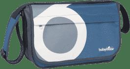 BABYMOOV taška Messenger Bag Petrol