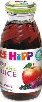 HIPP Šťava z červených plodov 200ml