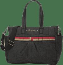 BABYMEL Prebaľovacia taška Cara Tweed