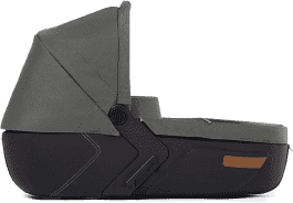 MUTSY Hlboká vanička Igo Urban Nomad – Dark Grey