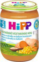 HIPP BIO Jemná záhradná zelenina so sladkými zemiakmi 190 g