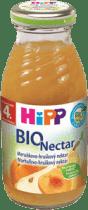 HIPP BIO Marhuľovo-hruškový nektar 200ml