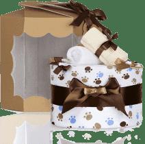T-TOMI Plenkový dort, velké bílé tlapky