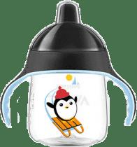 AVENT Hrneček pro první doušky Premium 260 ml - černá