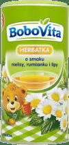 BOBOVITA Herbatka z melisy, rumianku i lipy (200g)