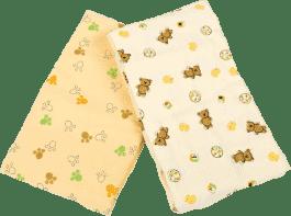 T-TOMI Ręczniki materiałowe, beżowy