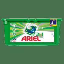 ARIEL Active Gel Mountain Spring (32szt.) - żelowe kapsułki do prania