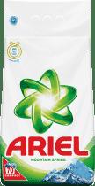 ARIEL Mountain Spring 4,9kg (70 dávok) - prací prášok