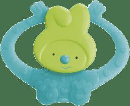 CANPOL Babies Chrastící kousátko zvířátko-kluk