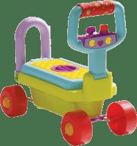 TAF TOYS jeździk-pojemnik na zabawki 4W1