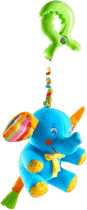 TINY Love Tiny Smarts niebieski Slonik