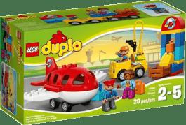 LEGO® DUPLO® Lotnisko