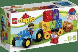 LEGO® DUPLO® Mój pierwszy traktor