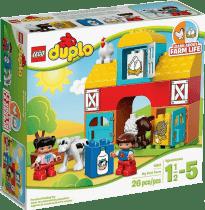 LEGO® DUPLO® Moja pierwsza farma